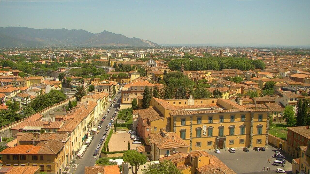 Pisa Town
