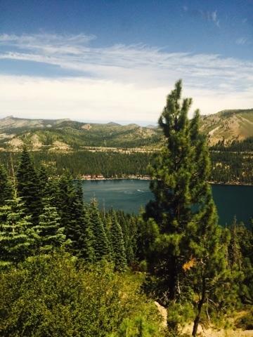 Donner Lake, Sierra Nevada