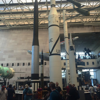 Air and Space Museum, Washington