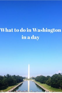 Washington Dc in a Day