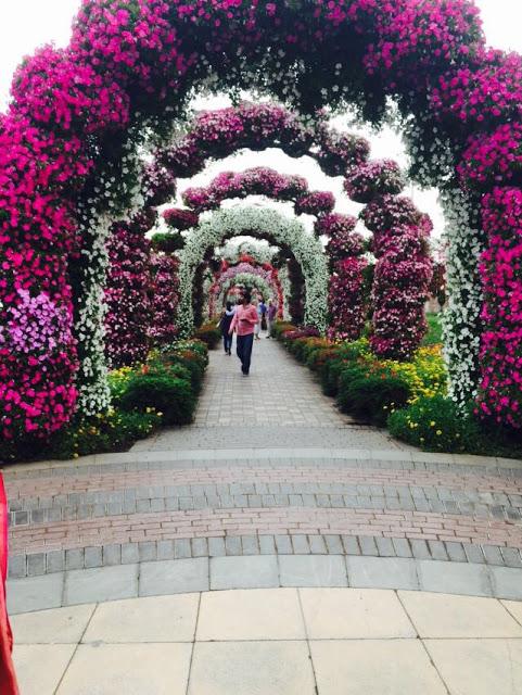 Miracle Gardens Dubai