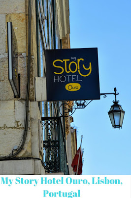My Story Hotel Ouro, Lisbon, Portugal