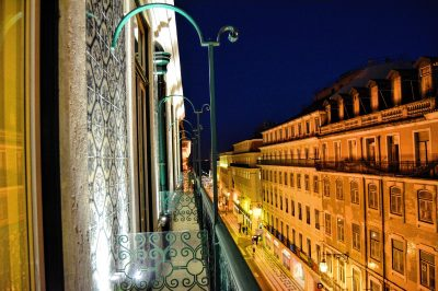 Pitstop Number One: My Story Hotel Ouro, Lisbon, Portugal