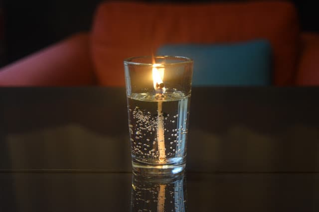 Hotel D, Strasbourg, Candle
