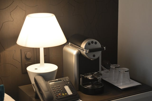 Hotel D, Strasbourg, Coffee Machine