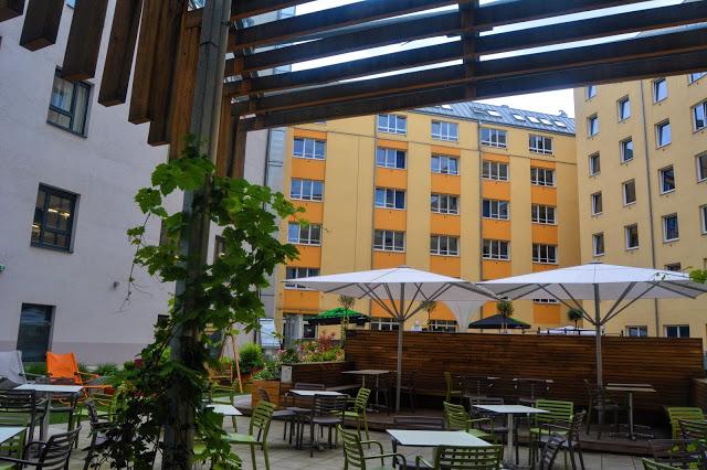 Outdoor Hotel Zeitgeist Vienna