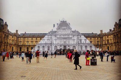 Paris In The Rain: A Photo Story