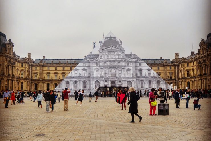 Paris In The Rain: A Photo Story