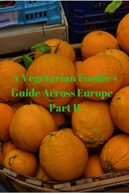 What To Eat In Spain As A Vegetarian | Vegan in Spain | Vegan Friendly | Vegetarian Foodie | Vegetarian in Spain | Vegetarian food in Spain #Spain #Vegetarian