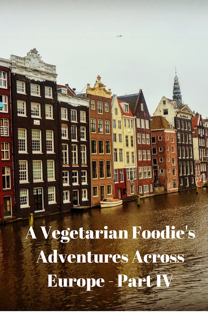 What To Eat In Amsterdam As A Vegetarian | Vegan in Amsterdam | Vegan Friendly | Vegetarian Foodie | Vegetarian in Amsterdam | Vegetarian food in Amsterdam #Amsterdam #Vegetarian