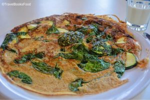 Dutch savoury pancakes