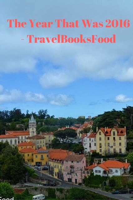 The Year That Was 2016 - TravelBooksFood | recap of 2016 from Travelbooksfood