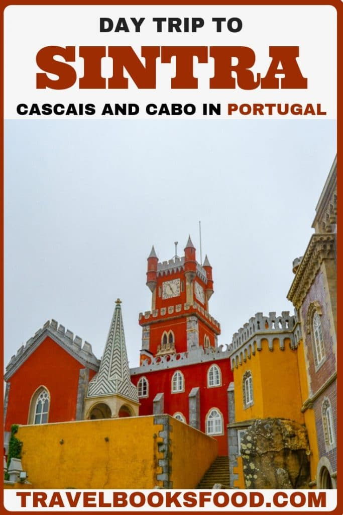 Day Trip To Sintra, Cabo Da Roca and Cascais Portugal | Day Trips from Lisbon Portugal | Solo Female Travel | What to see in a day trip from Lisbon | Places to see in Sintra | Things to do in Sintra, Portugal#Sintra #Portugal