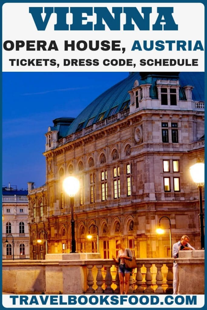 Everything you need to know about the Vienna Opera House in Austria ! How to get tickets to the Vienna Opera House | What to wear to the Vienna Opera house | Standing tickets for Vienna Opera House | Schedule for Vienna Opera House #travel #Vienna #Operahouse