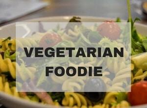 Vegetarian Foodie Cover