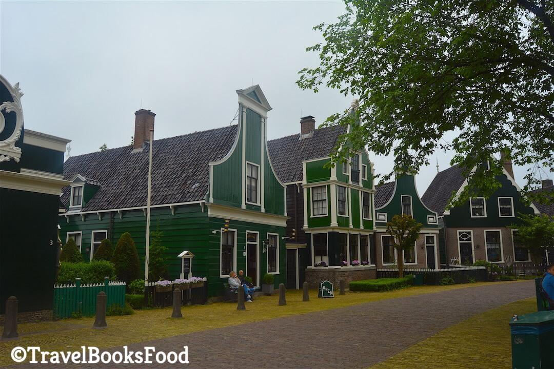 Schengen Netherlands Visa Zaanse Schaans Houses