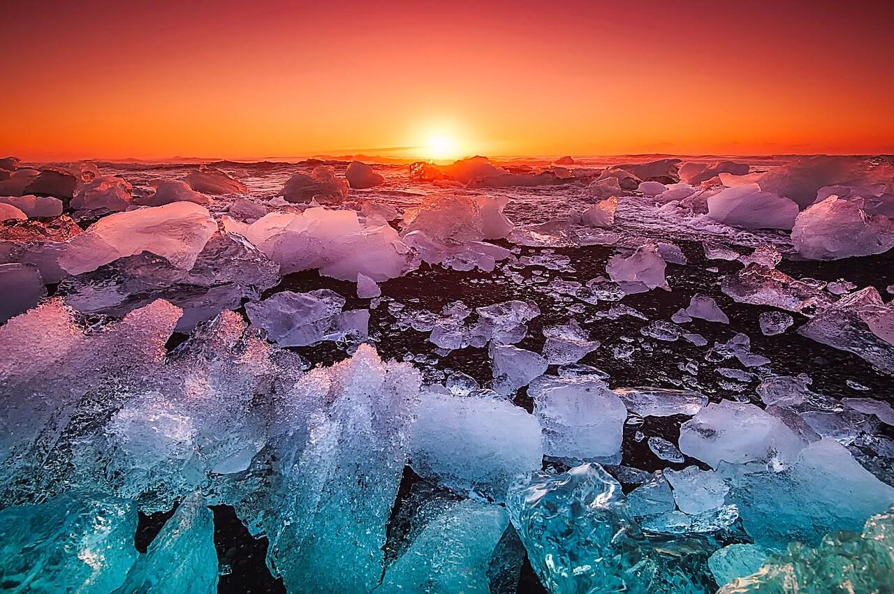 Iceland Roadtrip Itinerary: Diamond Beach