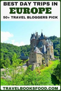Do you love day trips in Europe like me? In this post, 50+ travel bloggers list their favorite Europe Day Trips for your Eurotrip itinerary.