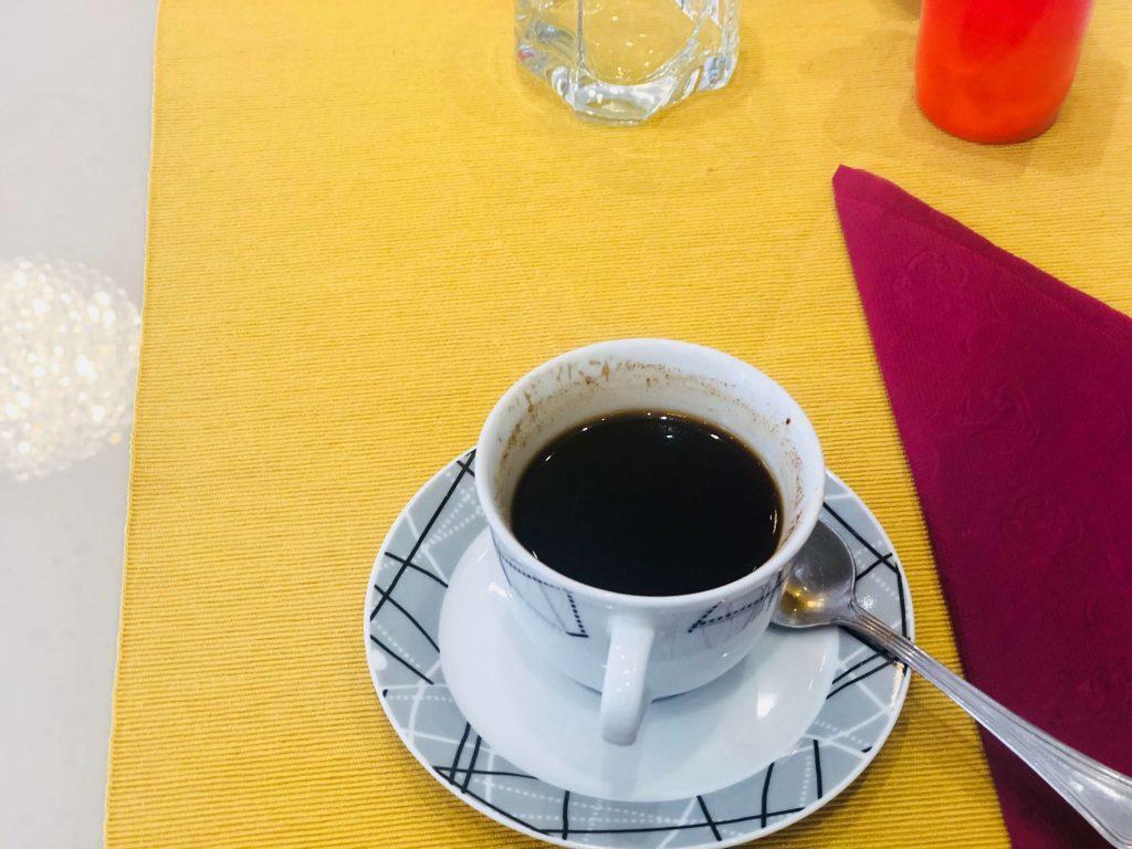 Bosnian Coffee in Sarajevo