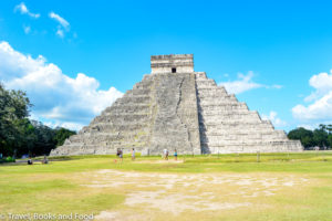 A picture of Chichen Itza in Mexico