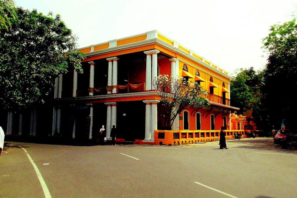 Pondicherry_white_town
