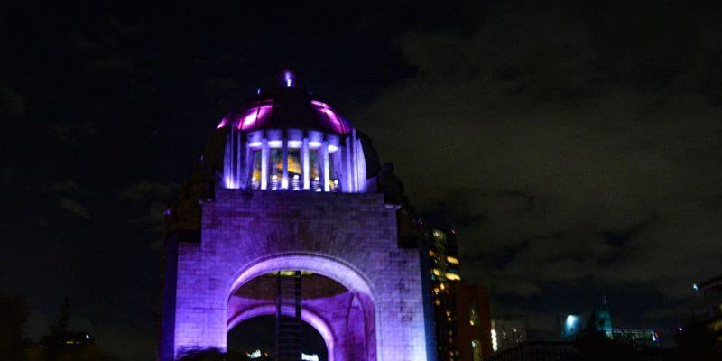 Monumento a la Revolución, Mexico City - another important landmark during your Mexico City Vacation