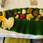 Vegetarian Feast in Kerala