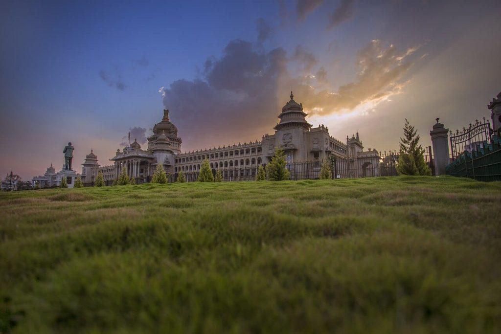 Bangalore Itinerary   Vidhan Soudha